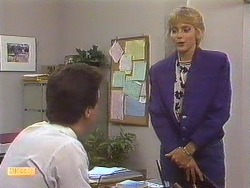 Paul Robinson, Jane Harris in Neighbours Episode 0631