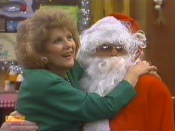Madge Bishop, Ted in Neighbours Episode 0631