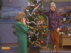 Madge Bishop, Helen Daniels in Neighbours Episode 0631