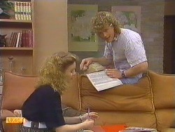 Sally Wells, Henry Ramsay in Neighbours Episode 0632