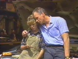 Charlene Mitchell, Jim Robinson in Neighbours Episode 0632
