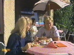 Jane Harris, Scott Robinson in Neighbours Episode 0633