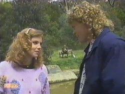 Sally Wells, Henry Ramsay in Neighbours Episode 0633