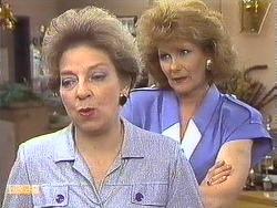 Eileen Clarke, Madge Bishop in Neighbours Episode 0634
