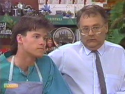 Mike Young, Harold Bishop in Neighbours Episode 0634