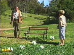 Malcolm Clarke, Eileen Clarke in Neighbours Episode 0634