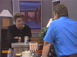 Gail Robinson, Glen Matheson in Neighbours Episode 0634