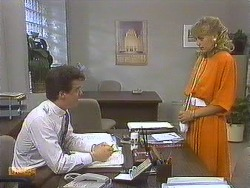 Paul Robinson, Jane Harris in Neighbours Episode 0635