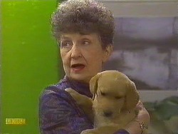 Nell Mangel in Neighbours Episode 0635