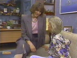 Beverly Marshall, Helen Daniels in Neighbours Episode 0635