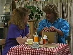 Sally Wells, Henry Ramsay in Neighbours Episode 0636