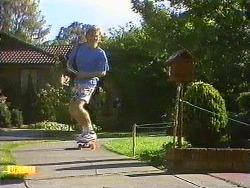 Scott Robinson in Neighbours Episode 0638