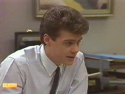Paul Robinson in Neighbours Episode 0638