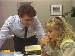 Paul Robinson, Jane Harris in Neighbours Episode 0639