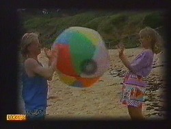 Scott Robinson, Jane Harris in Neighbours Episode 0639