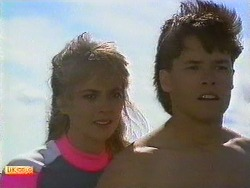 Jane Harris, Mike Young in Neighbours Episode 0639
