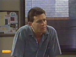 Des Clarke in Neighbours Episode 0640