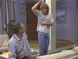 Jim Robinson, Henry Ramsay in Neighbours Episode 0640