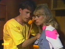 Mike Young, Jane Harris in Neighbours Episode 0640