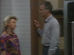 Helen Daniels, Jim Robinson in Neighbours Episode 0641