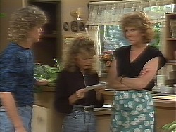 Henry Ramsay, Charlene Robinson, Madge Ramsay in Neighbours Episode 0641