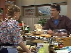 Sally Wells, Tony Romeo in Neighbours Episode 0641