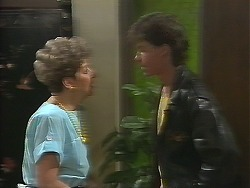 Eileen Clarke, Mike Young in Neighbours Episode 0641