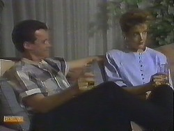 Paul Robinson, Gail Robinson in Neighbours Episode 0643