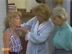Charlene Robinson, Madge Ramsay, Helen Daniels in Neighbours Episode 0643