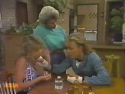 Charlene Robinson, Helen Daniels, Scott Robinson in Neighbours Episode 0643