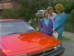 Helen Daniels, Henry Ramsay, Madge Ramsay in Neighbours Episode 0643