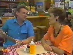 Glen Matheson, Gail Robinson in Neighbours Episode 0643