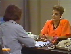 Beverly Marshall, Gail Robinson in Neighbours Episode 0644