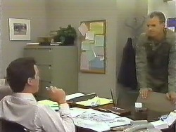 Paul Robinson, Jim Robinson in Neighbours Episode 0644