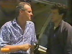 Jim Robinson, Tony Romeo in Neighbours Episode 0644