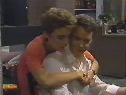 Gail Robinson, Paul Robinson in Neighbours Episode 0645