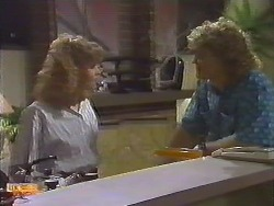 Sally Wells, Henry Ramsay in Neighbours Episode 0645