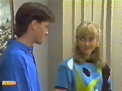 Mike Young, Jane Harris in Neighbours Episode 0645