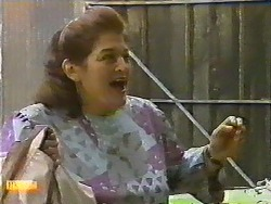Mrs Romeo in Neighbours Episode 0645
