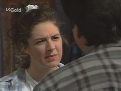 Kimberley Stevens, Karl Kennedy in Neighbours Episode 2571