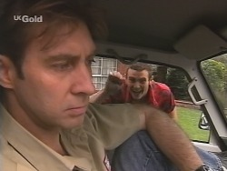Detective Payne, Stonie Rebecchi in Neighbours Episode 2571