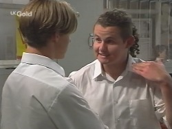 Billy Kennedy, Toadie Rebecchi in Neighbours Episode 2572