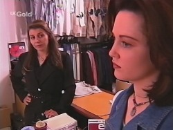 Female Manager, Shop Assistant in Neighbours Episode 2573