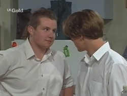 Toadie Rebecchi, Billy Kennedy in Neighbours Episode 2573
