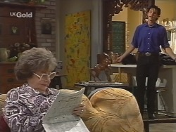 Marlene Kratz, Sam Kratz in Neighbours Episode 2573