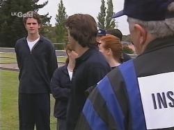 Luke Handley, Sergeant Herron in Neighbours Episode 2574