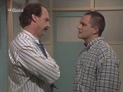 Alan McKenna, Andrew Watson in Neighbours Episode 2576