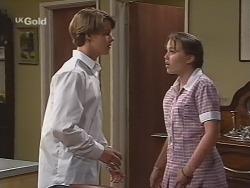 Billy Kennedy, Libby Kennedy in Neighbours Episode 2576