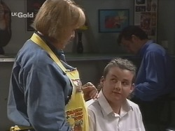 Angie Rebecchi, Toadie Rebecchi in Neighbours Episode 2576