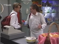 Billy Kennedy, Toadie Rebecchi in Neighbours Episode 2577